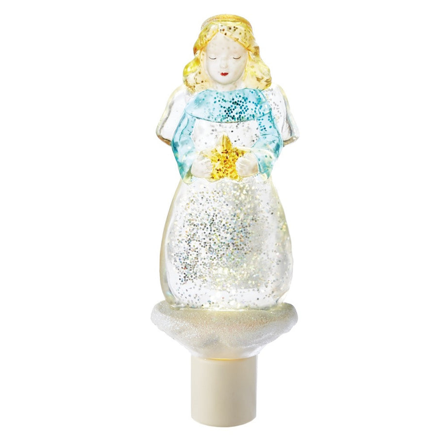 Blue Angel Night Light