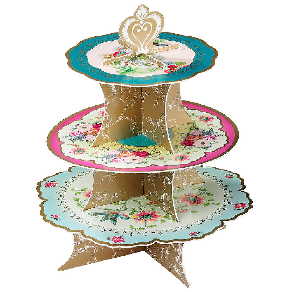 Truly Scrumptious Cake Stand -  Party Supplies - Talking Tables - Putti Fine Furnishings Toronto Canada - 1