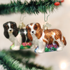 Old World Christmas Cavalier King Charles Christmas Ornament -  Christmas - Old World Christmas - Putti Fine Furnishings Toronto Canada - 2