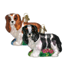 Old World Christmas Cavalier King Charles Christmas Dog Ornament -  Christmas - Old World Christmas - Putti Fine Furnishings Toronto Canada - 1