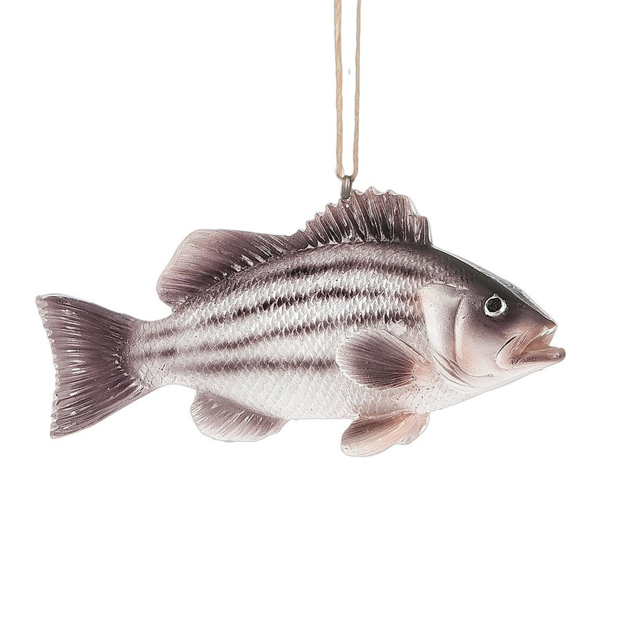 Striped Bass Ornament