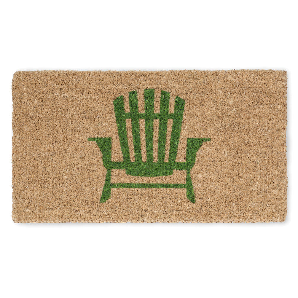 Cottage Chair Doormat-Carpets and Rugs-AC-Abbott Collection-Putti Fine Furnishings