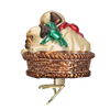 Old World Christmas Pile of Puggles Glass Christmas Ornament, OWC-Old World Christmas, Putti Fine Furnishings