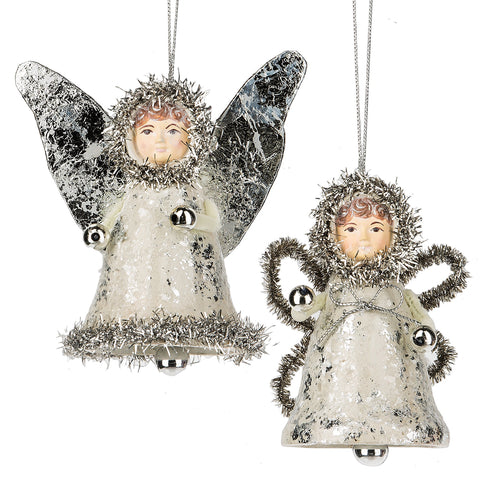 Angel Ornament-Christmas-MW-Midwest / CBK-Putti Fine Furnishings
