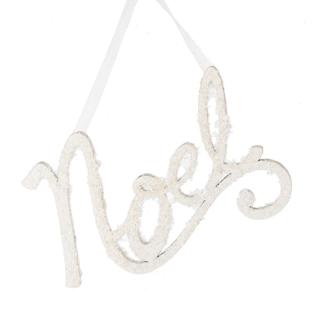 """Noel"" Ornament, MW-Midwest / CBK, Putti Fine Furnishings"