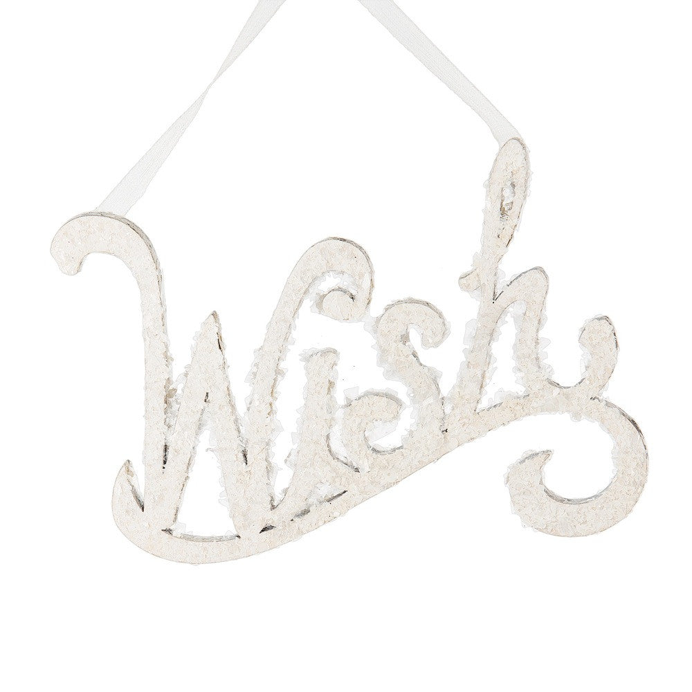 Wish Ornament, MW-Midwest / CBK, Putti Fine Furnishings