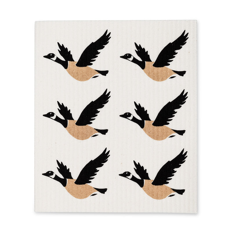 Canada Goose Swedish Dish Cloths - Set of 2  | Putti Fine Furnishings