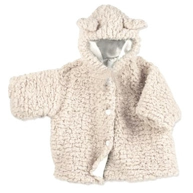 """Lamby"" Lamb - Coat - 6 - 12 months Children's - BC-Bearington Collection - Bella Flor - Putti Fine Furnishings Toronto Canada - 1"
