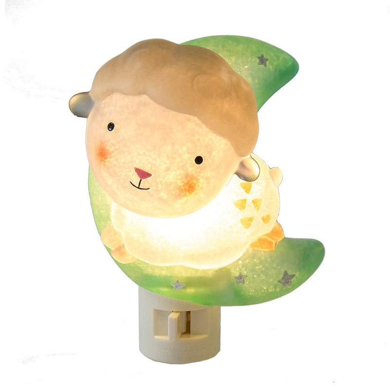 Lamb Night Light -  Accessories - Midwest - Putti Fine Furnishings Toronto Canada