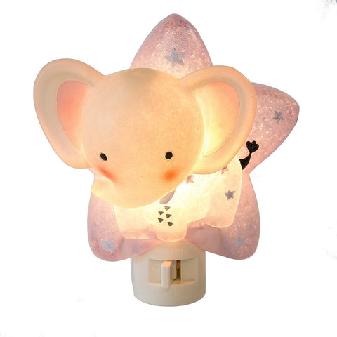 Elephant Night Light -  Accessories - Midwest - Putti Fine Furnishings Toronto Canada