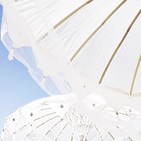 Angelie Canvas Parasol, IT-Indaba Trading, Putti Fine Furnishings
