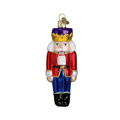 Old World Christmas The Nutcracker Glass Christmas Ornament Set -  Christmas - Old World Christmas - Putti Fine Furnishings Toronto Canada - 4