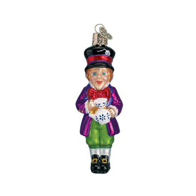 Old World Christmas Alice in Wonderland Glass Christmas Ornament Set -  Christmas - Old World Christmas - Putti Fine Furnishings Toronto Canada - 6
