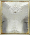 """Scripted Chandelier"" Framed Print, Cel Arts Studio, Putti Fine Furnishings"