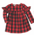 Mud Pie Buffalo Check Dress