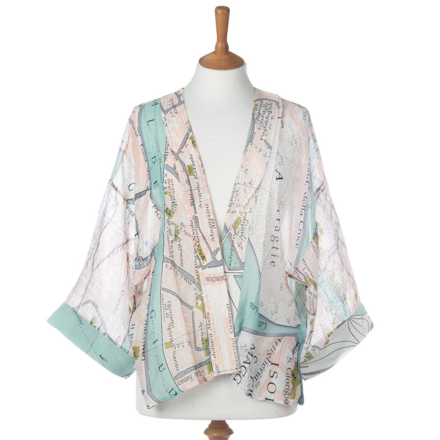 One Hundred Stars - Venice Short Kimono