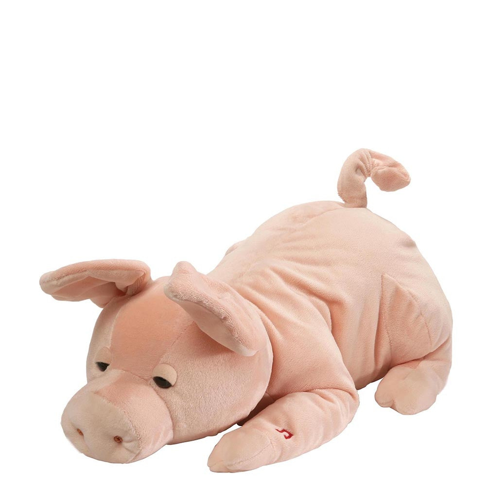"Baby Gund ""Wiggles"" the Pig - Animated, EC-Enesco Canada, Putti Fine Furnishings"