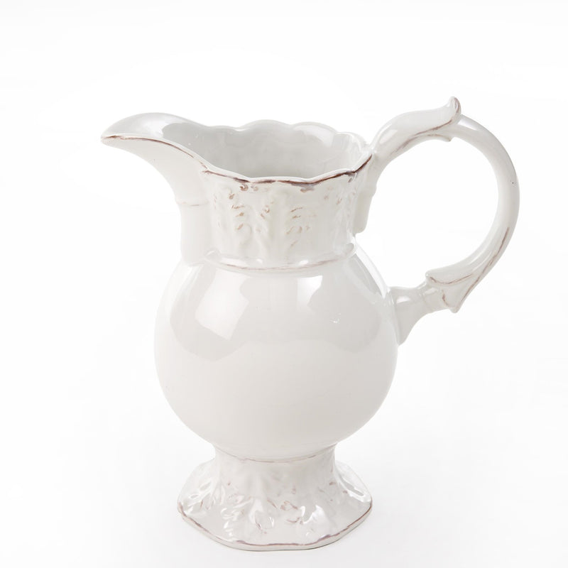 Antique Pitcher-Dinnerware-IT-Indaba Trading-Putti Fine Furnishings