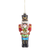 Midwest Nutcracker Glass Christmas Ornament | Putti Christmas Canada