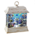 Lighted LED Shimmer Fish Lantern