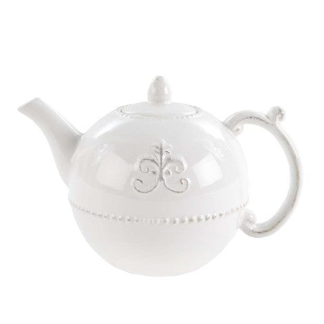 Verona Teapot -  Tableware - Indaba Trading - Putti Fine Furnishings Toronto Canada