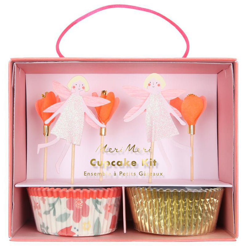 Meri Meri Fairy Cupcake Kit, MM-Meri Meri UK, Putti Fine Furnishings