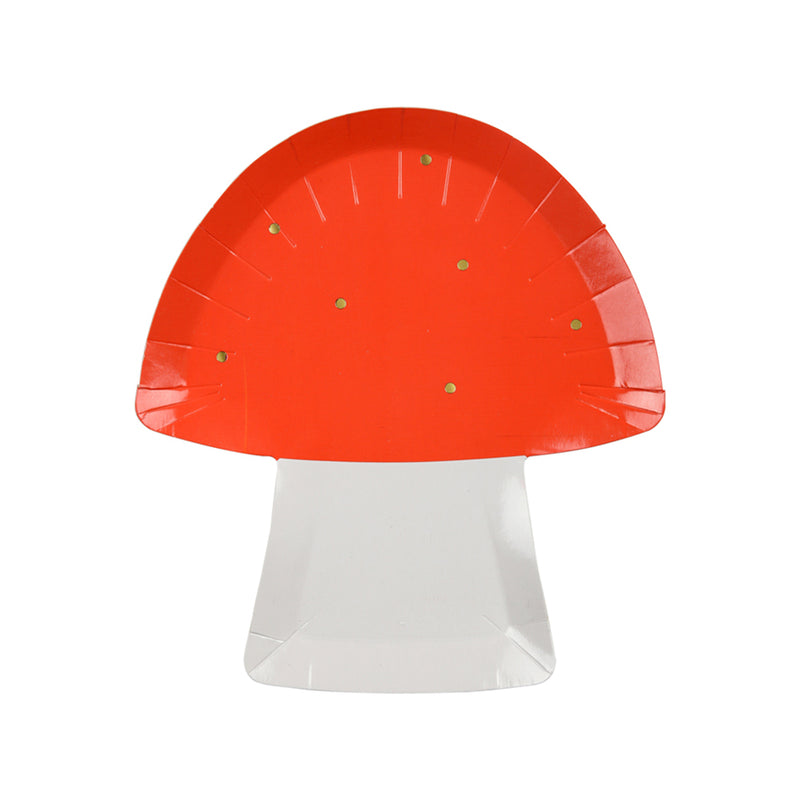 Meri Meri Toadstool Plates, MM-Meri Meri UK, Putti Fine Furnishings
