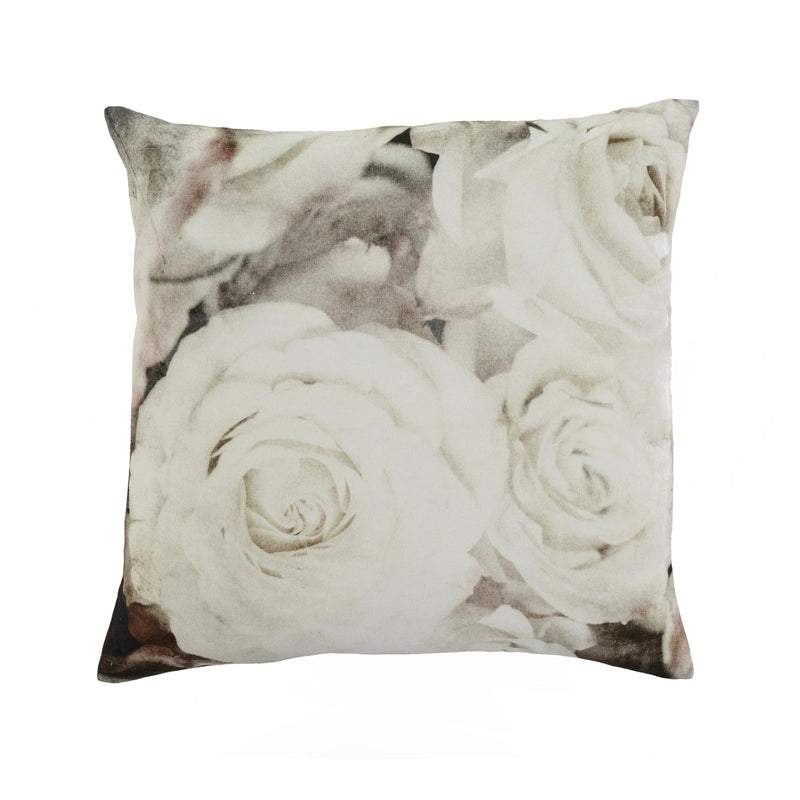Garden Rose Cushion, IT-Indaba Trading, Putti Fine Furnishings