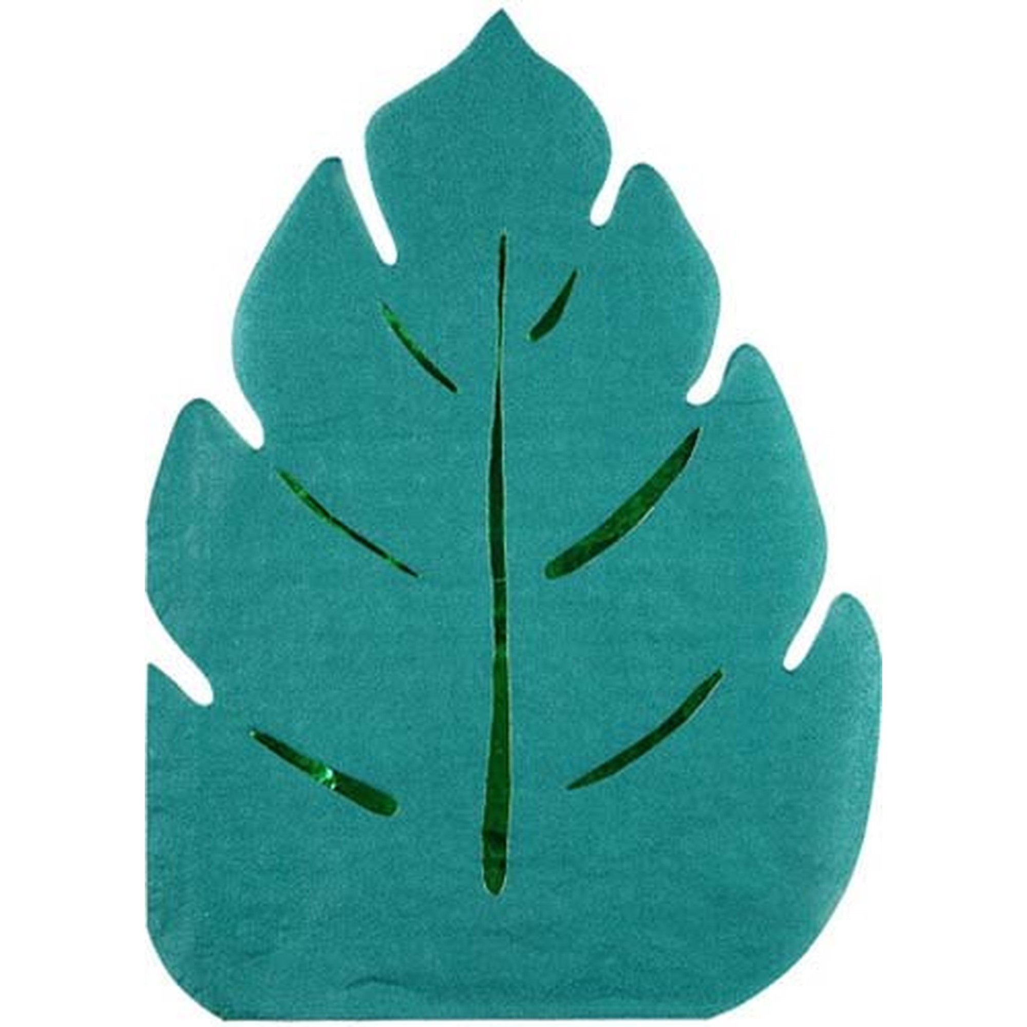 Meri Meri Leaf Paper Napkins - Large, MM-Meri Meri UK, Putti Fine Furnishings