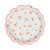 Meri Meri Cherries Paper Plates - Small, MM-Meri Meri UK, Putti Fine Furnishings