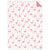 Meri Meri Flamingo Wrapping Paper
