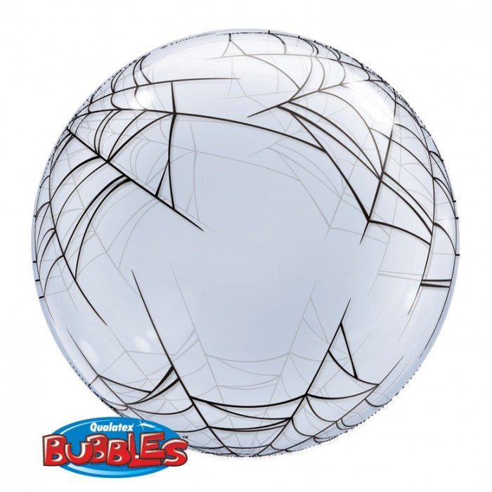 Spider's Web Bubble Balloon