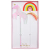 Meri Meri Rainbow Unicorn Cake Topper