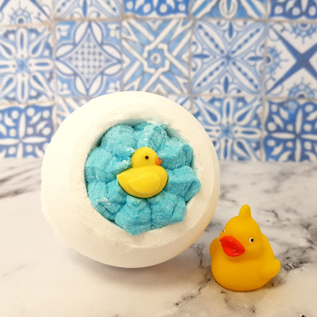 "Bomb Cosmetics UK ""Ugly Duckling"" Bath Blaster, BCUK-Bomb Cosmetics UK, Putti Fine Furnishings"