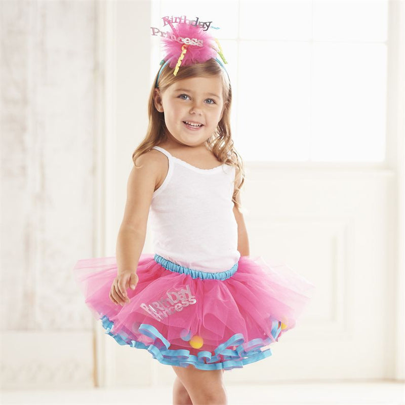 """Birthday Princess"" Tutu, MP-Mud Pie, Putti Fine Furnishings"