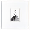 """Ball Dress"" Framed Art Print, Cel Arts Studio, Putti Fine Furnishings"