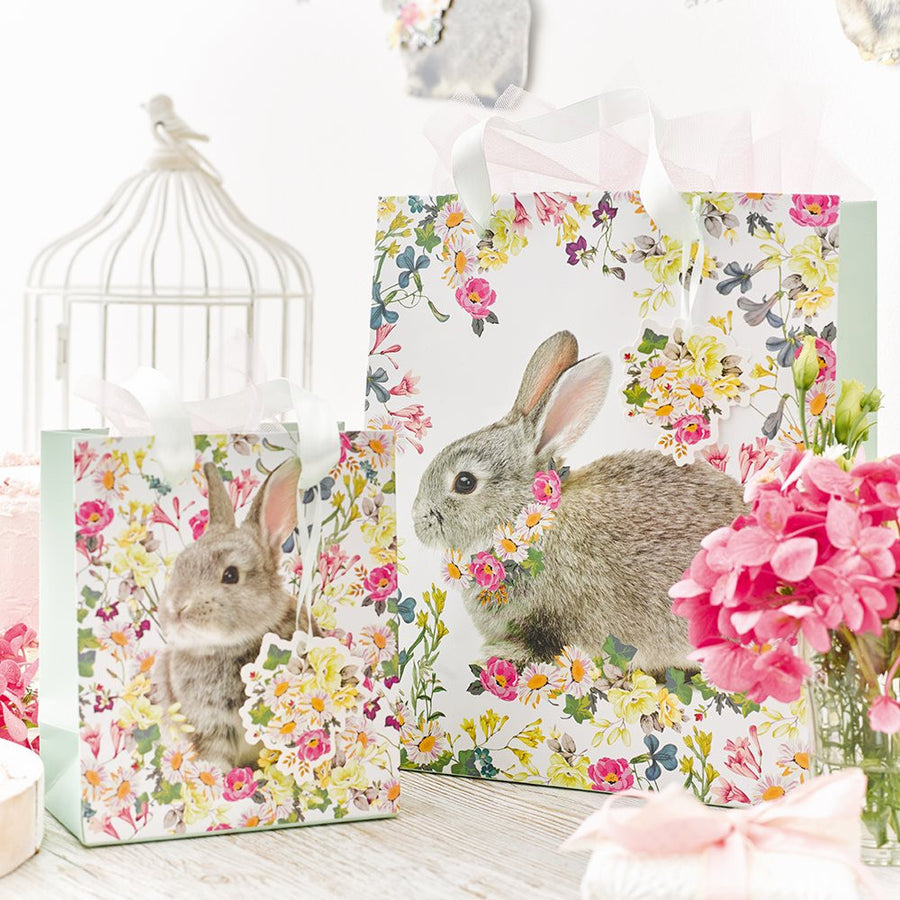 Truly Bunny Gift Bag - Medium