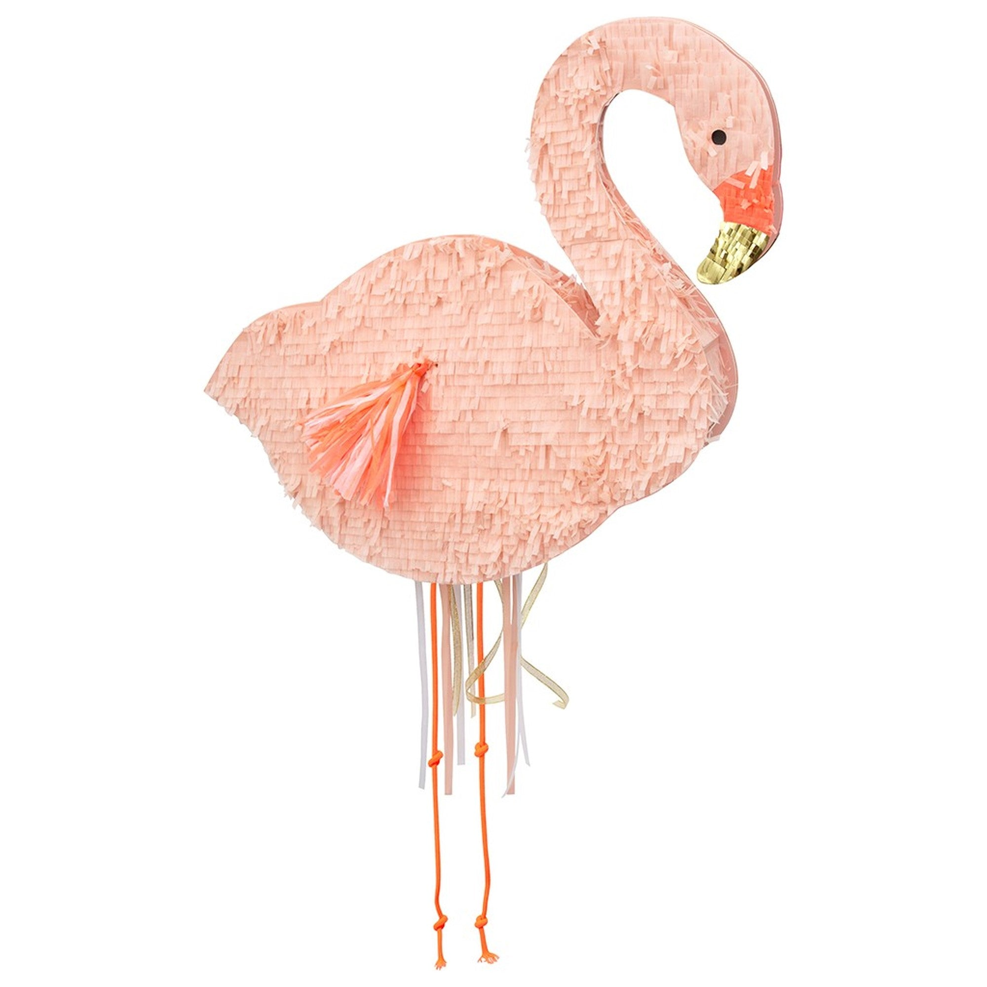 Meri Meri Flamingo Party Piñata | Le Petite Putti