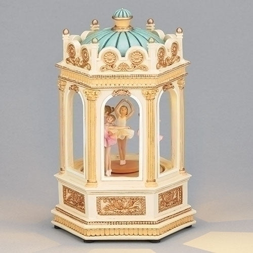Ballerina Rotating Music Box | Putti Celebrations
