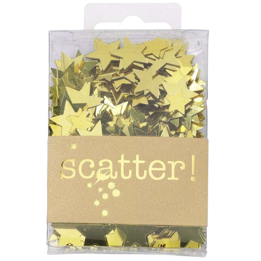 Simply Gold Star Scatter