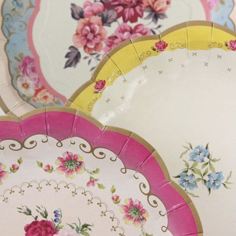Truly Scrumptious Small Plates -  Party Supplies - Talking Tables - Putti Fine Furnishings Toronto Canada - 3