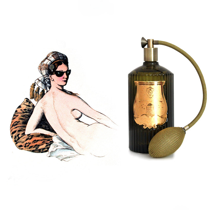 Cire Trudon Room Spray - Odalisque