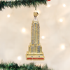 Old World Christmas Empire State Building Christmas Ornament -  Christmas - Old World Christmas - Putti Fine Furnishings Toronto Canada - 2