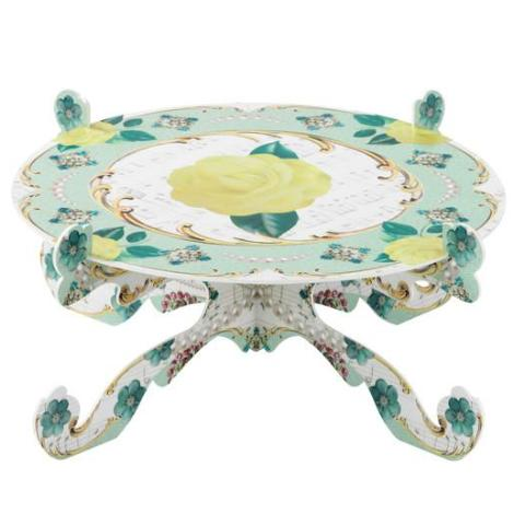 Pastries and Pearls Cake Platter-Cake Stands-TT-Talking Tables-Putti Fine Furnishings