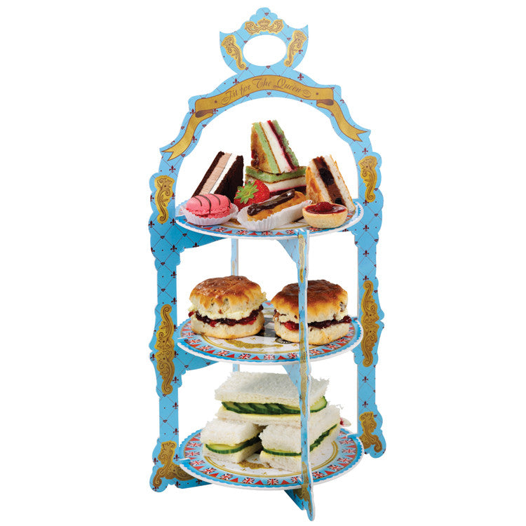 Afternoon Tea Stand -  Cake Stands - Talking Tables - Putti Fine Furnishings Toronto Canada - 1