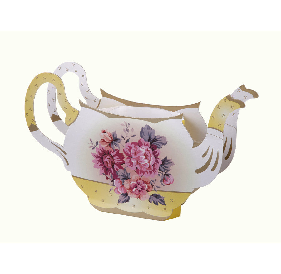 Truly Scrumptious Teapot Vase -  Decorations - Talking Tables - Putti Fine Furnishings Toronto Canada - 1