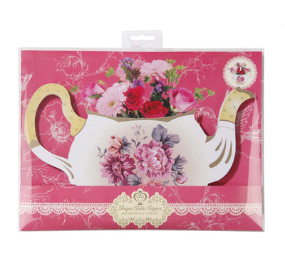 Truly Scrumptious Teapot Vase -  Decorations - Talking Tables - Putti Fine Furnishings Toronto Canada - 3