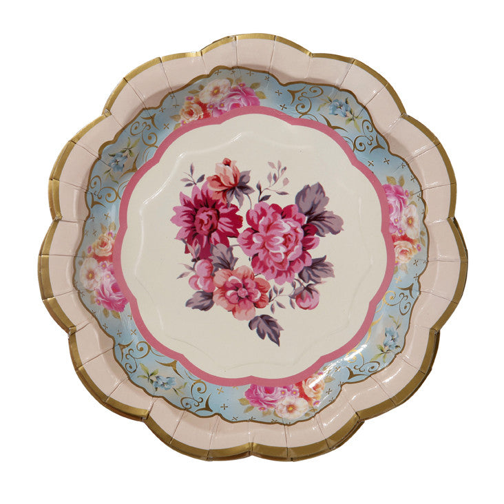 Truly Scrumptious Small Plates -  Party Supplies - Talking Tables - Putti Fine Furnishings Toronto Canada - 2
