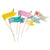 Truly Scrumptious Canape Flags -  Party Supplies - Talking Tables - Putti Fine Furnishings Toronto Canada - 1