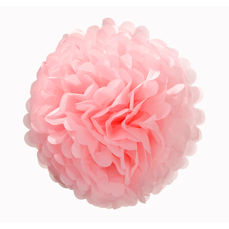 Pastel Mix Pom Poms -  Decorations - Talking Tables - Putti Fine Furnishings Toronto Canada - 1